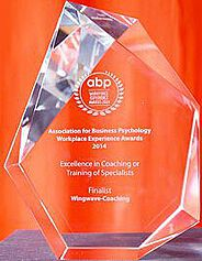 Association Business Psychology-Finalist Award