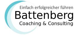 Hauptlogo von Alexandra Battenberg Coaching & Consulting